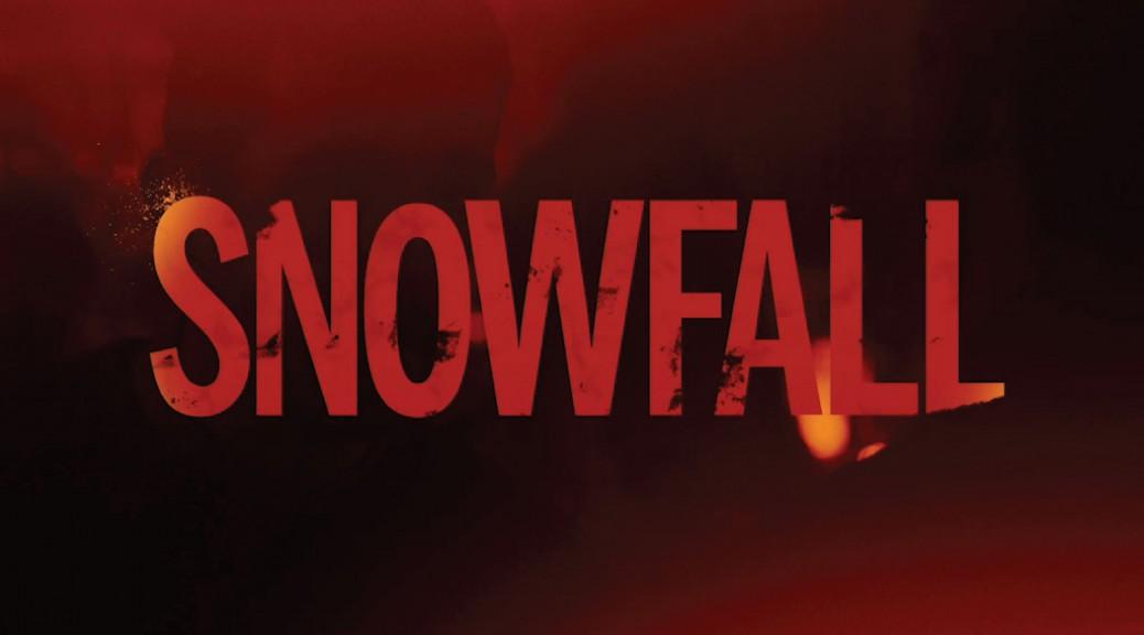 SNOWFALL TV-01