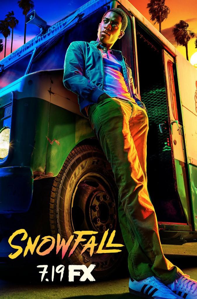 Snowfall_TEMP POSTER