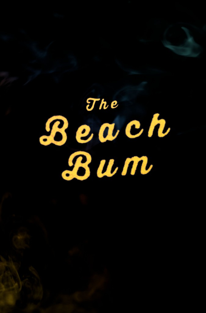 BEACH BUM_TEMP POSTER